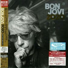 BON JOVI CD Album 2020 Japan Limited Edition Deluxe SHM-CD with DVD New