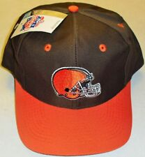 Cleveland Browns Vintage (New w Tags!) Snapback hat  90s Logo Athletic Kosar yrs