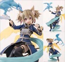 Anime Sword Art Online II Silica ALO Ver. 1/8 Complete PVC Figure Toy Gift