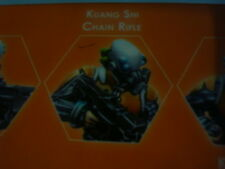 Infinity Kuang Shi Chain Rifle B Yu Jing metal new