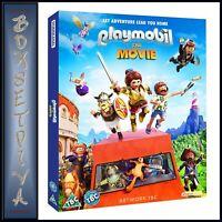 PLAYMOBIL THE MOVIE Starring Daniel Radcliffe  *BRAND NEW DVD  **