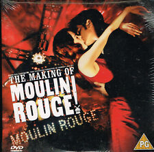 DVD single: the making of Moulin Rouge! PG. D7