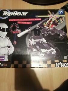 Top Gear Stigs Attack Copter/off Road Buildingbset