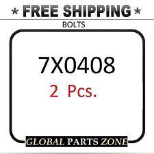 BOLTS for Caterpillar 7X0408 7X-0408 AP-1000; AP-1000B; AP-1000D; SHIPS FREE!!!