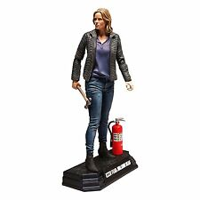 Fear The Walking Dead Madison Clark Red Wave Color Tops McFarlane