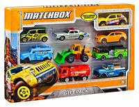 Matchbox 9 Car Gift Pack Multicolor Various Styles Exclusive Decoration Vehicle