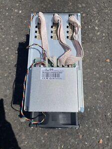BITMAIN ANTMINER D3 DASH 19.3 Gh/s X11 MINER ASIC  USA Seller No PSU Fast Ship