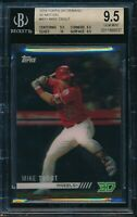 2018 Topps On Demand 3D Mike Trout BGS 9.5 Gem Mint SP Motion Insert Card #M11