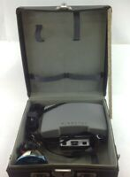 Polaroid Automatic Model 320 Land Camera with Flash and Case