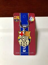 FC Barcelona Keychain / Great logo Classic keyring.Simply the best.