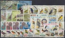 Birds Malawian Stamps (1964-Now)