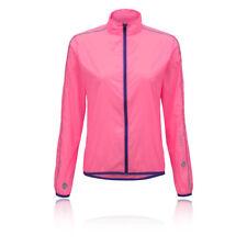 Higherstate Lightweight Womens Pink Purple Long Sleeve Running Zip Jacket Top