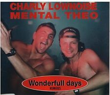 Charly Lownoise & Mental Theo Wonderful days-Remixes (1995) [Maxi-CD]