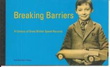 Qe2 Breaking Barriers Prestige Booklet Dx21 1998