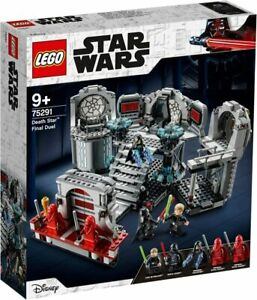 LEGO Star Wars 75291 - Death Star Final Duel (775 pieces) NEW FREE UK P&P 5