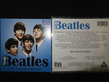 RARE VIDEO CD THE BEATLES / THE LEGEND CONTINUES /
