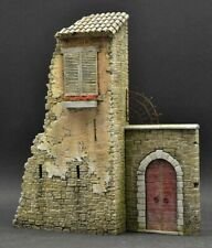 DioDump DD013 Italian house ruin Messina 1:35 scale model diorama building