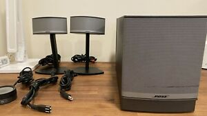 Bose Companion 5 Multimedia Speaker System .