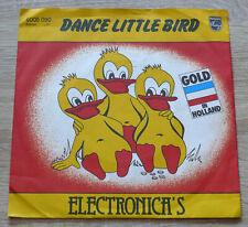 """Electronica's – Dance Little Bird (1980) Vinyl, Single 7"""", gebraucht"""