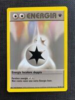 Pokemon Energia Incolore Doppia 1st Edition Base Set Italiano #96/102 NM-M (T)