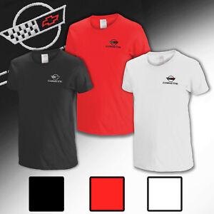C4 Logo Ladies Everyday Corvette T-Shirt 698377