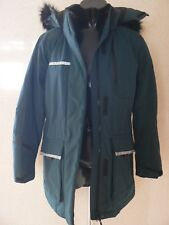 MARKS SPENCER Stormwear Hooded Jacket Padded Coat Size 6 NEW TAGS £125