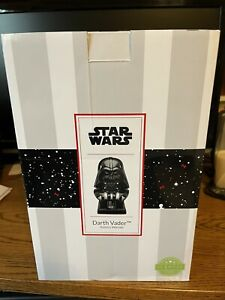 Scentsy Darth Vader Star Wars Warmer Full Size Red ~RARE~ NEW IN THE BOX!