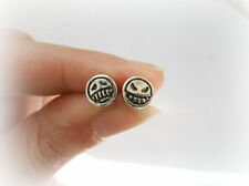 Monkey D Luffy Anime Manga Earrings Studs Sterling Silver Cosplay One Piece Stud