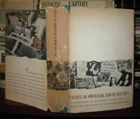 Marcus, Jacob Rader, Ed.  ESSAYS IN AMERICAN - JEWISH HISTORY To Commemorate the