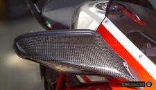 DUCATI Carbon Fiber Mirror Covers 848 1098 1198  (PRE-PREG)
