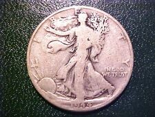US Coins VERY NICE 1944 Silver Walking Liberty Half Dollar 90% Silver H493