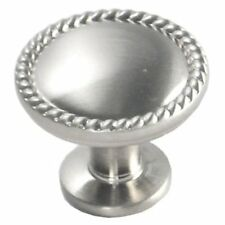 Kitchen Cabinet Hardware k972 Knobs Satin Nickel pull (25 Contractor Pack)