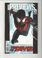 Marvel Previews 95 NM! 1st Appearance Miles Morales! Predates Ultimate Fallout 4
