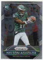 2015 Panini Prizm Football Rookies RC #272 Nelson Agholor Eagles