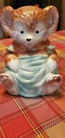 Brush McCoy Pottery Teddy Bear Cookie Jar
