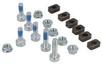 Bar Sliders Nuts & Screw Bolts Set Fits STIHL HS75 HS80 Hedge Trimmer Cutter