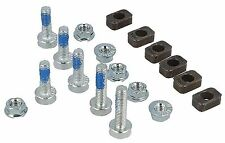 Bar Sliders Nuts & Screw Bolts Set Fits STIHL HS75 HS80 Hedge Trimmer Cutter