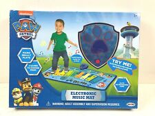 Nickelodeon Paw Patrol Pup Boogie Electronic Music Mat Play Foot Piano (A58)