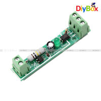 AC 220V Optocoupler Isolation Module Voltage Detect Board Adaptive for PLC 1-Bit
