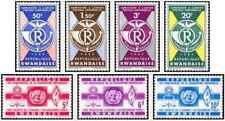Timbres UPU Rwanda 37/40 ** lot 25814