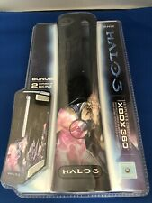 HALO 3 SHIELD - XBOX 360 FACEPLATE AND CONSOLE SKINZ - SEALED FROM MADCATZ