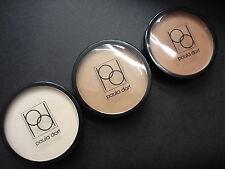Paula Dorf Pressed Powder Perfect Glo Bronzer Vanilla Honey Sahara Bronze Beauty