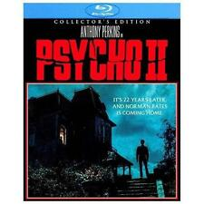 Psycho 2 (Blu-ray Disc, 2013, Collector's Edition)