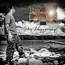 Bubba Sparxxx Pain Management CD NEW  The LACS Colt Ford  Rodney Atkins