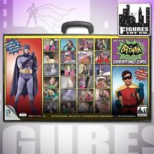 DC GREATEST HEROES BATMAN TV SERIES RETRO FIGURINE TRANSPORTANT DES CASE MEGO
