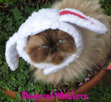 "The Sheepish One sheep costume for dogs and cats xs-small 6-11"" collar size"