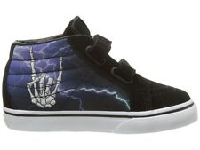 Vans Shoes Kids SK8-MID REISSUE V ROCKER BONES Lightning / Black KIDS SIZES