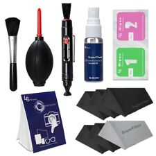 LS Photography Camera Cleaning Brush Kit Cleaning Set for DSLR Cameras, Len