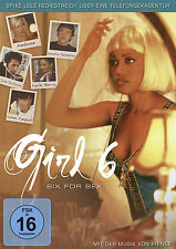 GIRL 6 - Six for Sex - Theresa Randle, Isaiah Washington (DVD) *NEU OVP*