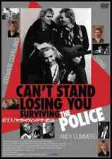 POLICE-CAN'T STAND LOSING YOU: SURVIVING THE POLICE-JAPAN DVD D99